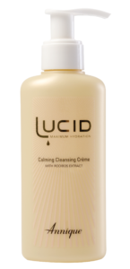 Annique Lucid Calming Creme Rooibos Cleanser for Dry Dehydrated Skin